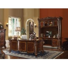 VENDOME COMPUTER DESK & HUTCH