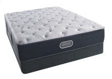 BeautyRest - Silver - Comfort Gray - Tight Top - Plush - Twin