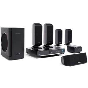 PanasonicBlu-ray Disc Home Theater System