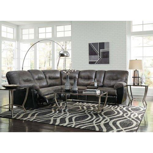 37902s1 In By Ashley Furniture In Lake City Fl Leonberg Slate 2