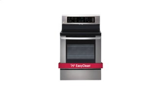6.3 CU.FT Eletric Range With Easyclean(R) and True Convection