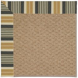 Creative Concepts-Raffia Long Hill Ebony Machine Tufted Rugs