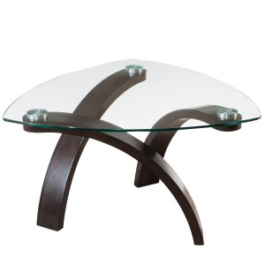 !nspire Saturn Coffee Table In Coffee