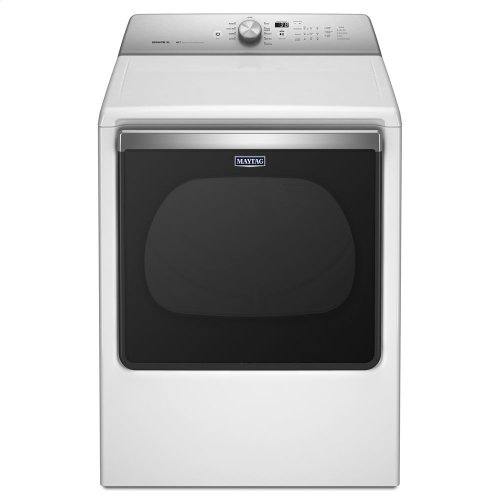 8 8 cu  ft  Extra-Large Capacity Dryer with Advanced Moisture Sensing