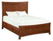 DAO Prairie City Queen Panel Storage Bed Product Image