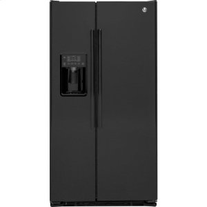 GEGE(R) 21.9 Cu. Ft. Counter-Depth Side-By-Side Refrigerator