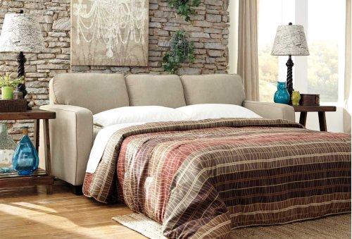 Alenya Queen Sofa Sleeper - Quartz