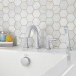 American StandardTownsend Deck-Mount Bathtub Faucet - Polished Chrome