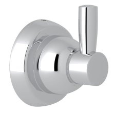 Polished Chrome Perrin & Rowe Holborn Wall Mount Single Robe Hook