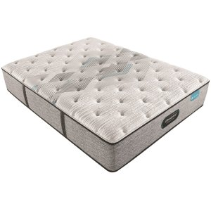 SimmonsBeautyrest - Harmony Lux - Carbon Series - Plush - Cal King