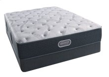BeautyRest - Silver - Comfort Gray - Tight Top - Plush - Cal King