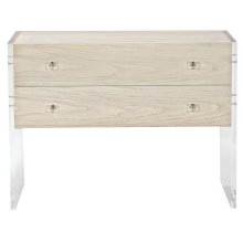 Bellamy Bachelor's Chest in Bleached Walnut