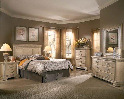 Shellington - Caramel 2 Piece Bedroom Set