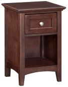 CAF 1-Drawer McKenzie Nightstand Product Image