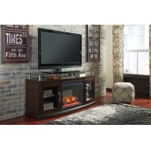 Chanceen - Dark Brown 2 Piece Entertainment Set