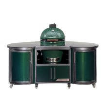 Custom Cooking Island