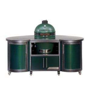Big Green EggCustom Cooking Island
