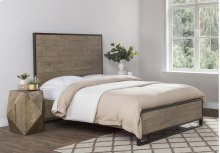 Vogue Bed EK Taupe