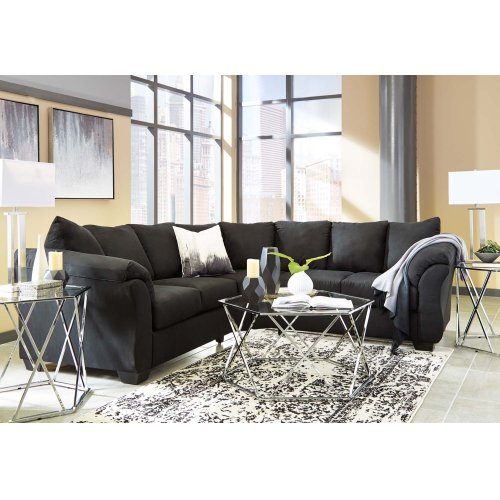 75008s1 In By Ashley Furniture In Raleigh Nc Darcy Black 2
