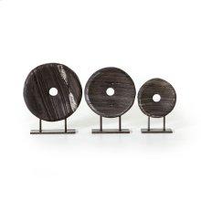 Linden Round Sculptures-set of 3