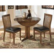 Stuman - Medium Brown 3 Piece Dining Room Set Product Image