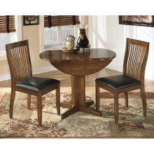 Stuman - Medium Brown 3 Piece Dining Room Set