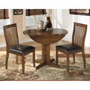 AshleySIGNATURE DESIGN BY ASHLEYStuman - Medium Brown 3 Piece Dining Room Set