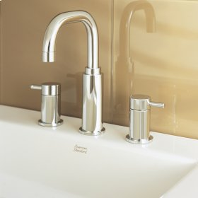 Serin Widespread Faucet  High Arc  American Standard - Brushed Nickel