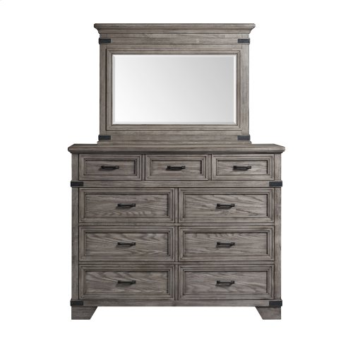 Tall Dresser, 9 Drawer