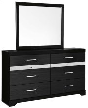 Starberry - Black 2 Piece Bedroom Set Product Image