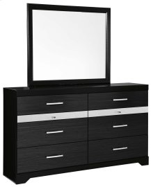 Starberry - Black 2 Piece Bedroom Set