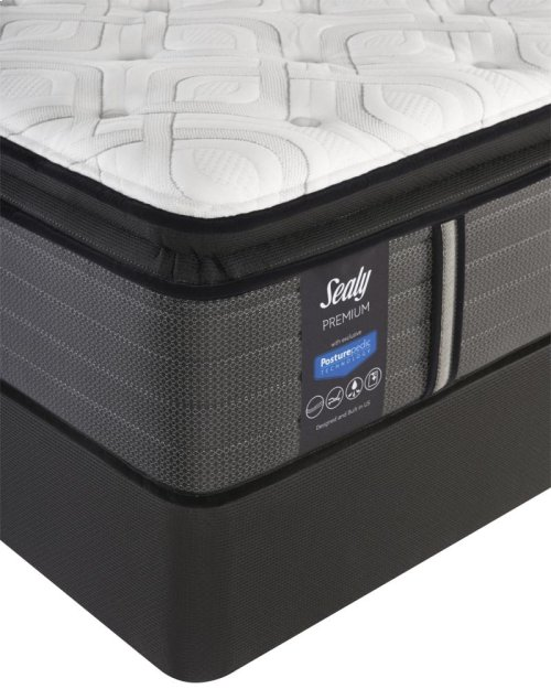 Response - Premium Collection - Satisfied - Cushion Firm - Euro Pillow Top - Twin XL - Mattress Only