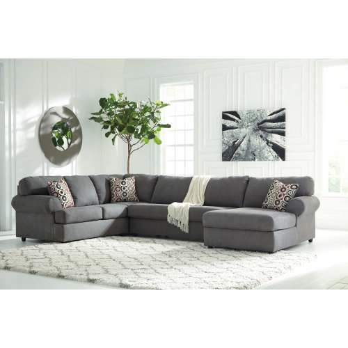 Jayceon - Steel 3 Piece Sectional