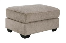 Oversized Accent Ottoman