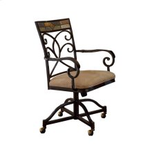 Pompei Caster Dining Chairs