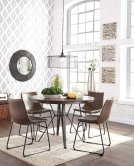 Round Dining Room Table w/ 4 Chairs Product Image