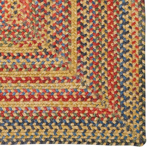 Songbird Gold Finch Braided Rugs