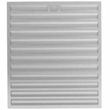 """Type C5 Aluminum Hybrid Baffle Grease Filter 15.725"""" x 13.875"""" x 0.375"""""""