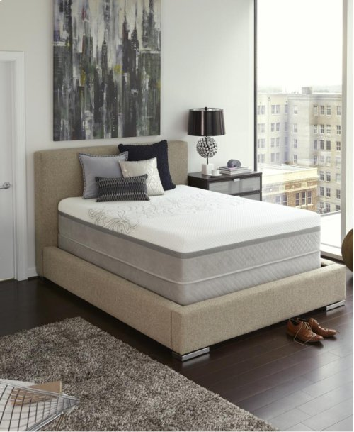 Posturepedic - Hybrid Series - Majesty - Ultra Plush - Full XL