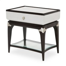 Rectangular End Table/ Nightstand