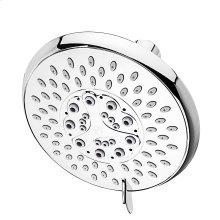 Polished Chrome 5-Function Showerhead