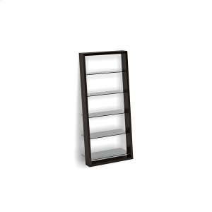 Bdi FurnitureLeaning Shelf 5156 in Espresso