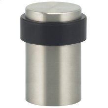 Modern Floor Door Stop in (US32D Satin Stainless Steel)