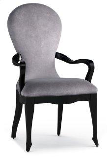 Living Room En Pointe Upholstered Arm Chair