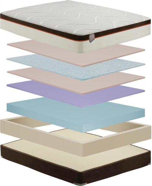 Comforpedic - Loft Collection - Bright Nights - Luxury Plush - Twin