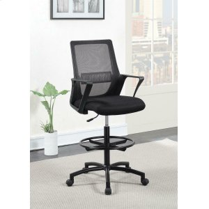 CoasterContemporary Black Tall Office Chair