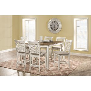 Hillsdale FurnitureBayberry 7 Piece Counter Height Dining