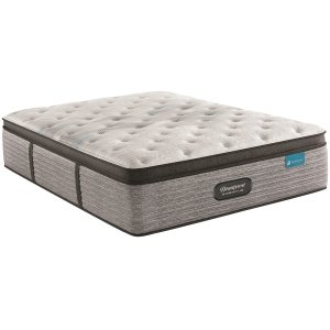 SimmonsBeautyrest - Harmony Lux - Carbon Series - Medium - Pillow Top - Cal King