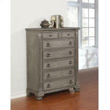 Jenna Vintage Grey Chest