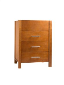 """Kali 23"""" Bathroom Vanity Base Cabinet in Cinnamon"""